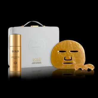 Gold Elements Luminescence Infusion Masken Behandlung